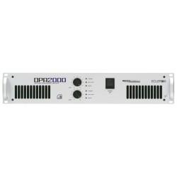 amplificateur DPA 2000...