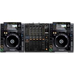 Régie DJ cdj 2000 + djm 900...
