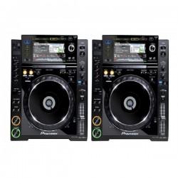 pack 2 cdj2000 Pioneer