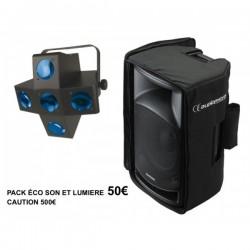 Pack son et lumière eco 1