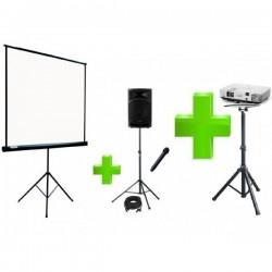 Pack vidéo conférence 1
