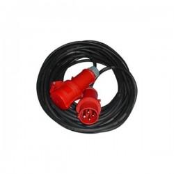 Cable 100m triphasé 32 amp