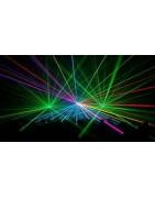 Gamme laser pro 3d rgb de 1w a 12w et barre laser motorisé
