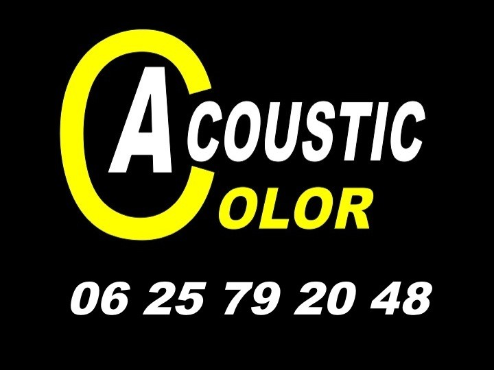 Acoustic-Color